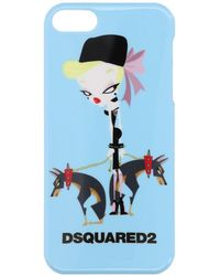 DSquared² Cover & Hüllen - Blau