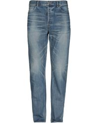 Celine Denim Pants - Blue