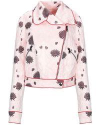 Giamba Jacket - Pink