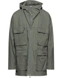 Minimum Overcoat - Green