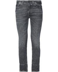 Diesel Black Gold Pantalon en jean - Noir