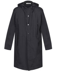 Damir Doma Overcoat - Black