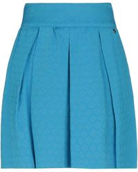Trussardi Mini-jupe - Bleu