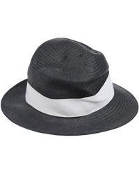 ..,merci Hat - Black