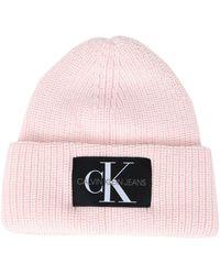 Calvin Klein Chapeau - Rose