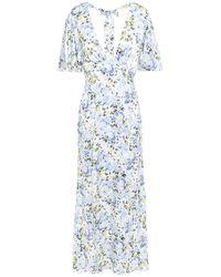 Les Rêveries Long Dress - White