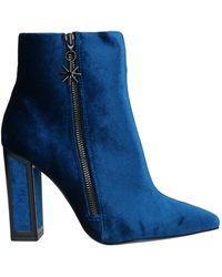Kat Maconie Ankle Boots - Blue