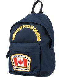 DSquared² Backpacks & Fanny Packs - Blue