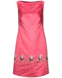 Sonia Fortuna Kurzes Kleid - Pink