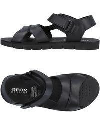 Geox Sandale - Schwarz