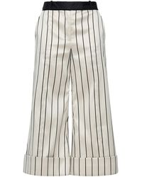 Zimmermann 3/4-length Trousers - Natural