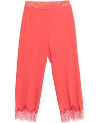 MARTA STUDIO Trousers - Red
