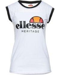 Ellesse T-shirt - White