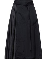 Tod's Midi Skirt - Black