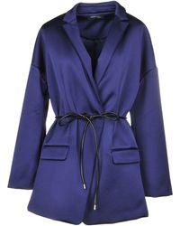 Marciano Overcoat - Purple
