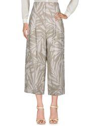 Michael Kors Casual Trouser - Natural