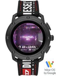 DIESEL Smartwatch - Negro