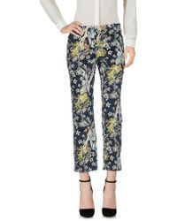 """Pinko - Casual Pants """"ophelie"""" - Lyst"""