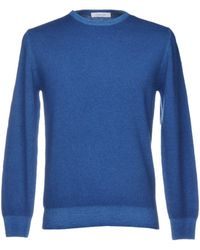 Cruciani Pullover - Azul