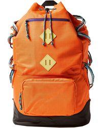 TOPMAN Backpacks & Fanny Packs - Orange
