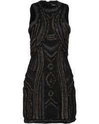 DSquared² Short Dress - Black