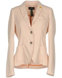 IANUX #THINKCOLORED Suit Jacket - Pink