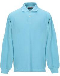 HARDY CROBB'S Polo Shirt - Blue