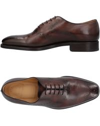 Sutor Mantellassi Lace-up Shoes - Brown