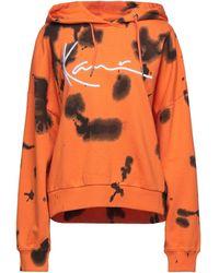 Karlkani Sweatshirt - Orange