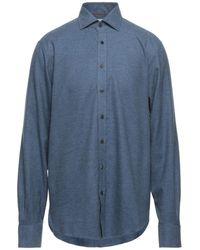 James Purdey & Sons Shirt - Blue