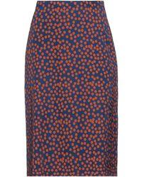 Bellerose Midi Skirt - Blue