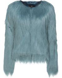 Unreal Fur Kunstpelz - Blau