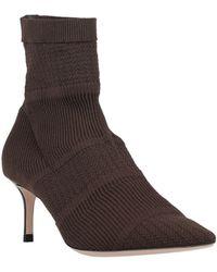Giorgio Armani Ankle Boots - Brown
