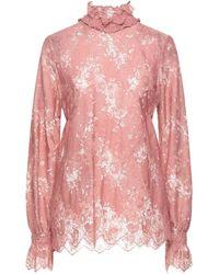 Soallure Bluse - Pink