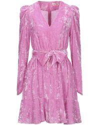 Custommade• Short Dress - Pink