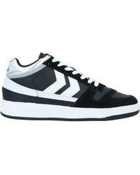 Hummel Sneakers - Schwarz