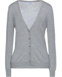 Gran Sasso Cardigan - Grey