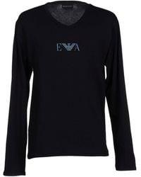 Emporio Armani Undershirt - Black