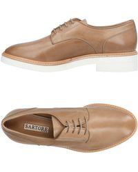 Sartore - Lace-up Shoe - Lyst