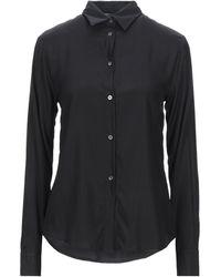Societe Anonyme Shirt - Black