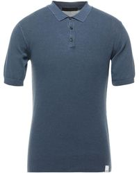 Exte Polo Shirt - Blue