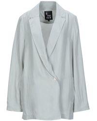 5preview Suit Jacket - Blue