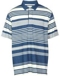 Billy Reid - Polo Shirt - Lyst