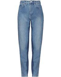 WÅVEN Denim Pants - Blue