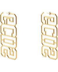 Gcds Earrings - Metallic