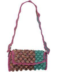 M Missoni Borsa a spalla - Multicolore