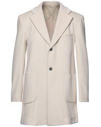 Takeshy Kurosawa Coat - Natural