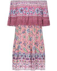 Raffaela D'angelo Short Dress - Pink