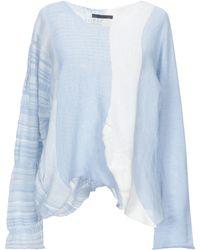 Crea Concept Pullover - Azul