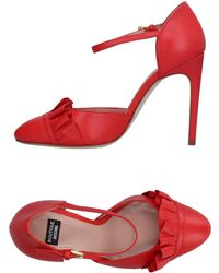 Boutique Moschino Escarpins - Rouge